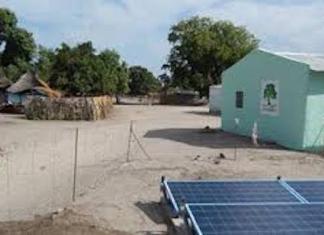 Des centrales solaires
