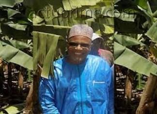 Mamadou Oumar Sall