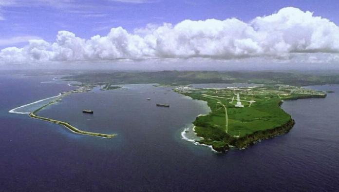 L'île de Guam