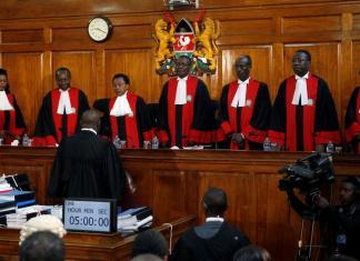 La présidentielle invalidée au Kenya