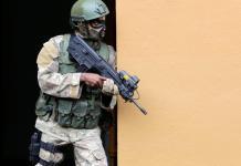 Une cache d'armes à Abidjan