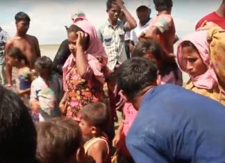 Rohingyas réfugiés au Bangladesh
