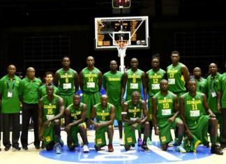 Afrobasket masculin au Sénégal