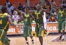 Le Sénégal en quart de finale