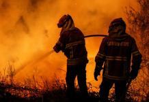 Incendies au Portugal et en Espagne