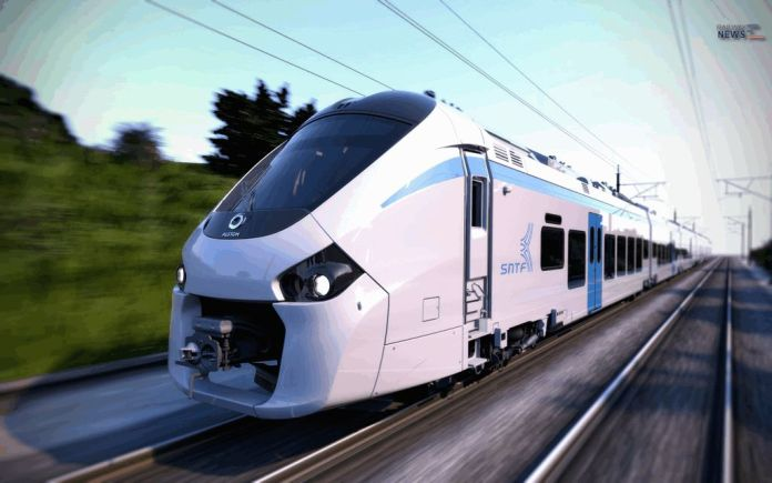 Le nouveau réseau ferroviaire Dakar-Tambacounda