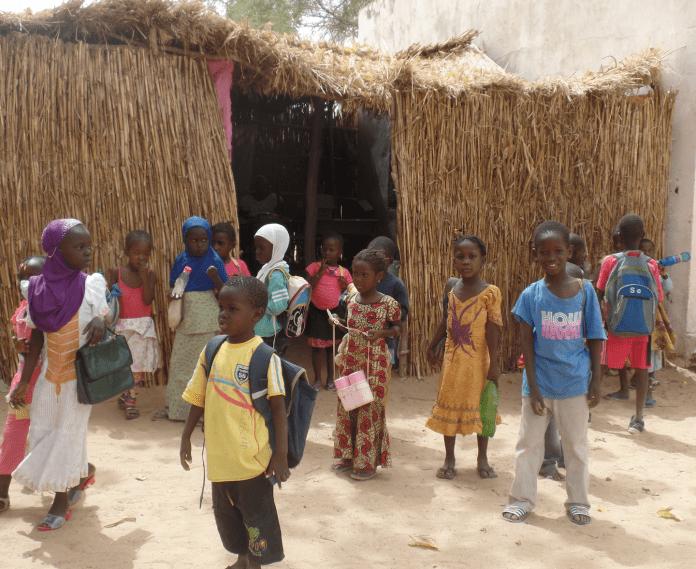 L'école publique sénégalaise