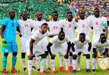 Sénégal classement Fifa