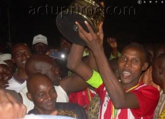 La coupe du maire de Tambacounda