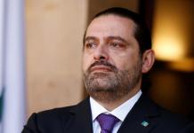 Démission surprise de Saad Hariri