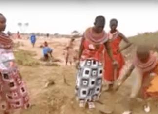 Umoja, village de femmes