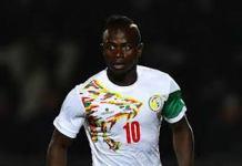 Sadio Mané inquiète les Bafana-Bafana