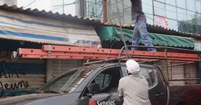 Le rationnement de l'électricité à Dakar