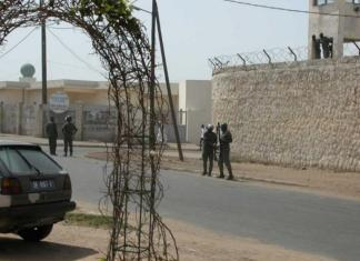 Les prisons du Sénégal surpeuplées