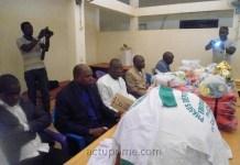 Le Conseil départemental de Kédougou offre des équipements à l'ODCAV