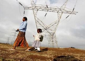L'électricité en Afrique