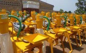 Des machines de décorticage du fonio pour Kédougou