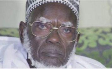 Serigne Mountakha Mbacké Khalife général des mourides
