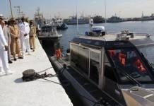 L'Amérique offre des bateaux de patrouille au Sénégal