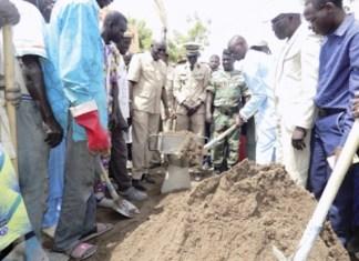 Un nouvel investisseur dans l'agrobusiness de Tambacounda