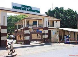 La Maternité de l'Hôpital Le Dantec