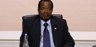 Paul Biya tient un Conseil des ministres