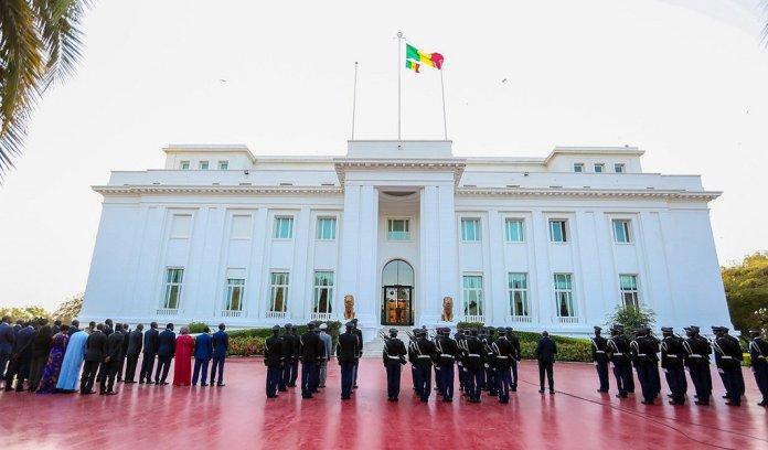 Un nouveau palais présidentiel à Diamniadio