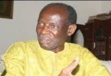 Mamadou Diop, l'ancien maire de Dakar décédé