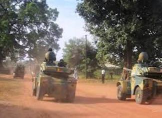 Un mort et un blessé au sein de l'armée en Casamance