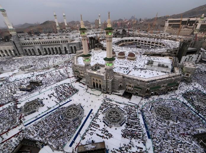 Le package reste inchangé pour le pèlerinage 2018, à la Mecque
