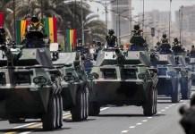 Les Forces de défense et de sécurité du Sénégal mieux équipées
