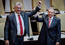 Miguel Diaz-Canel nouveau président de Cuba