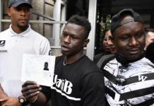 Mamoudou Gassama a été régularisé