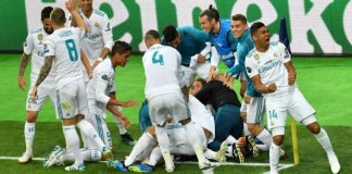 Le Real Madrid champion d'Europe