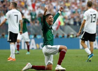 Les allemands champions du Monde s'inclinent devant le Mexique