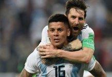 L'Argentine qualifiée en 8es de finale du Mondial 2018