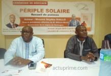 Ptésentation du recueil de poèmes de Moussa Seydou Diallo