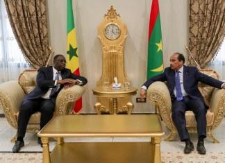 Un nouvel accord de pêche Sénégal-Mauritanie