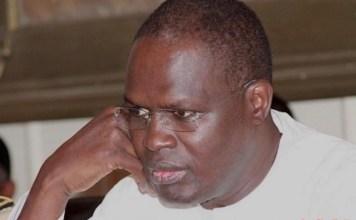 Khalifa Sall n'est plus maire de Dakar