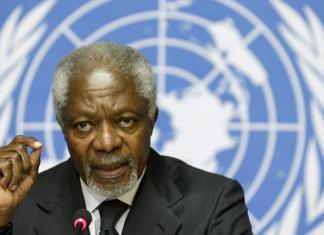 Décès de Kofi Annan