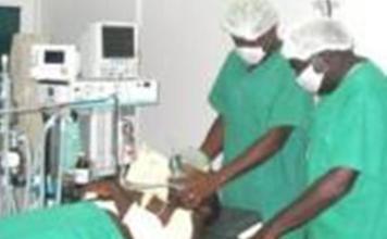 Les neurochirurgiens du Sénégal