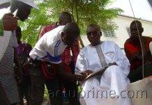 L'opposition a le ministère de la parole, selon Me Kaba