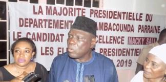 L'APR de Tambacounda lance le parrainage de Macky Sall