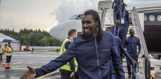 Le Sénégal qualifié à la CAN au Cameroun