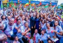 Le 4e Forum Elumelu à Lagos