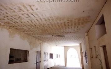 Etat du lycée Mame Cheikh Mbaye de Tambacounda