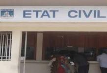 L'inscription des élèves de Tambacounda à l'état civil