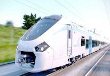 Alstom expédie les trains du TER au Sénégal