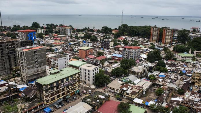 Opération ville morte en Guinée