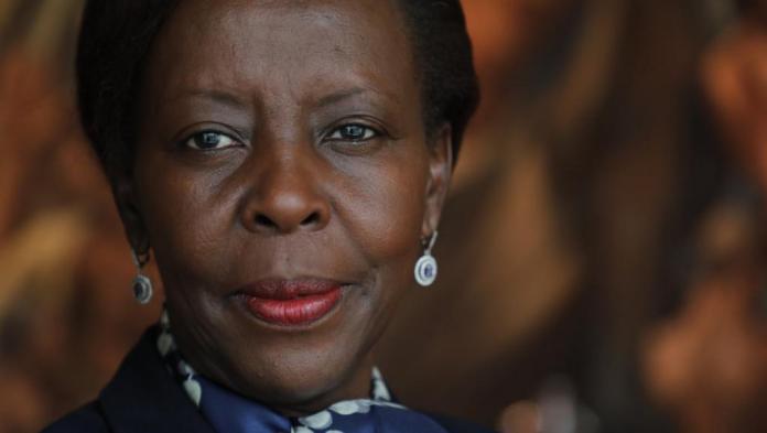 Louise Mushikiwabo SG de la francophonie